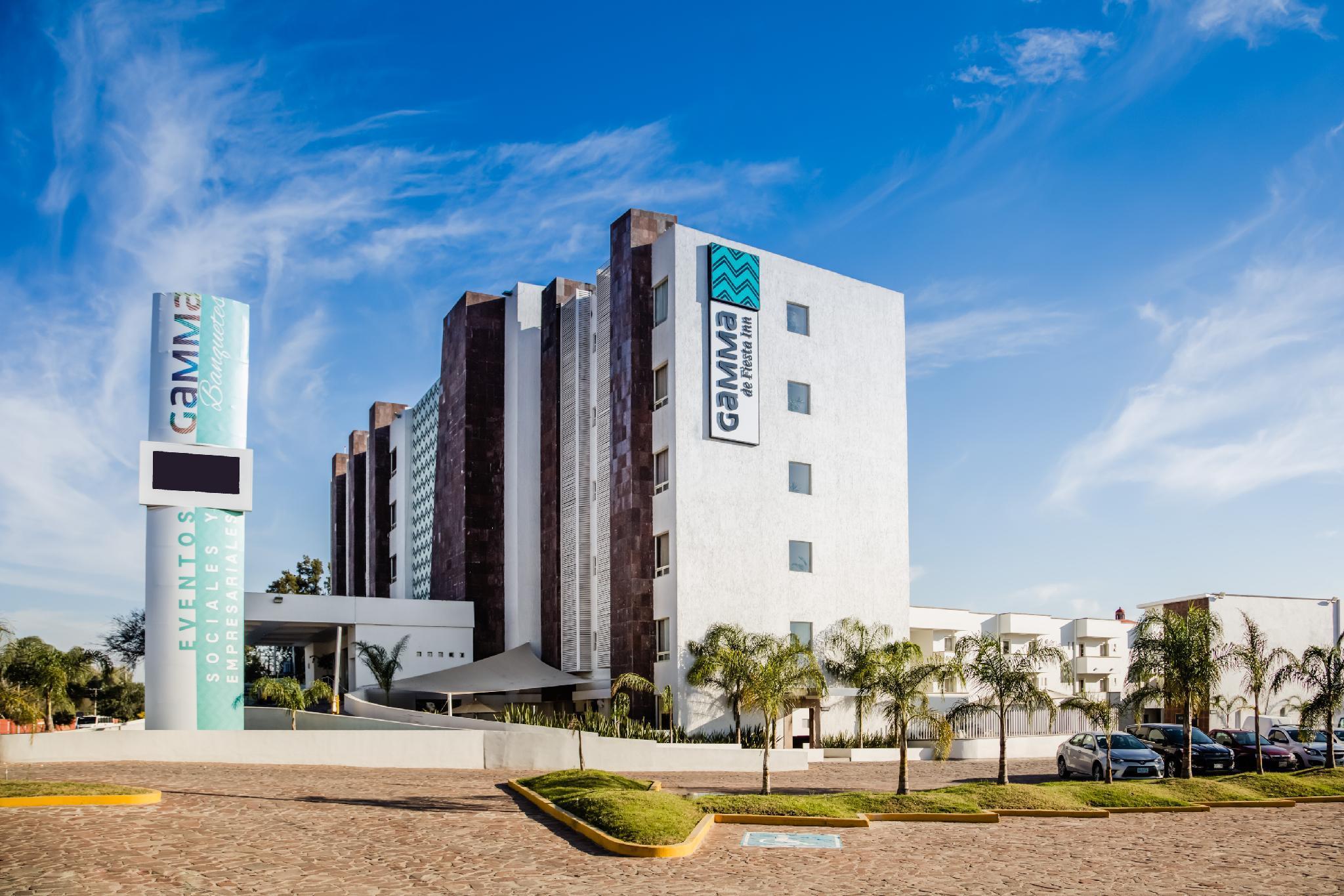 Gamma Leon Universidad De Fiesta Inn