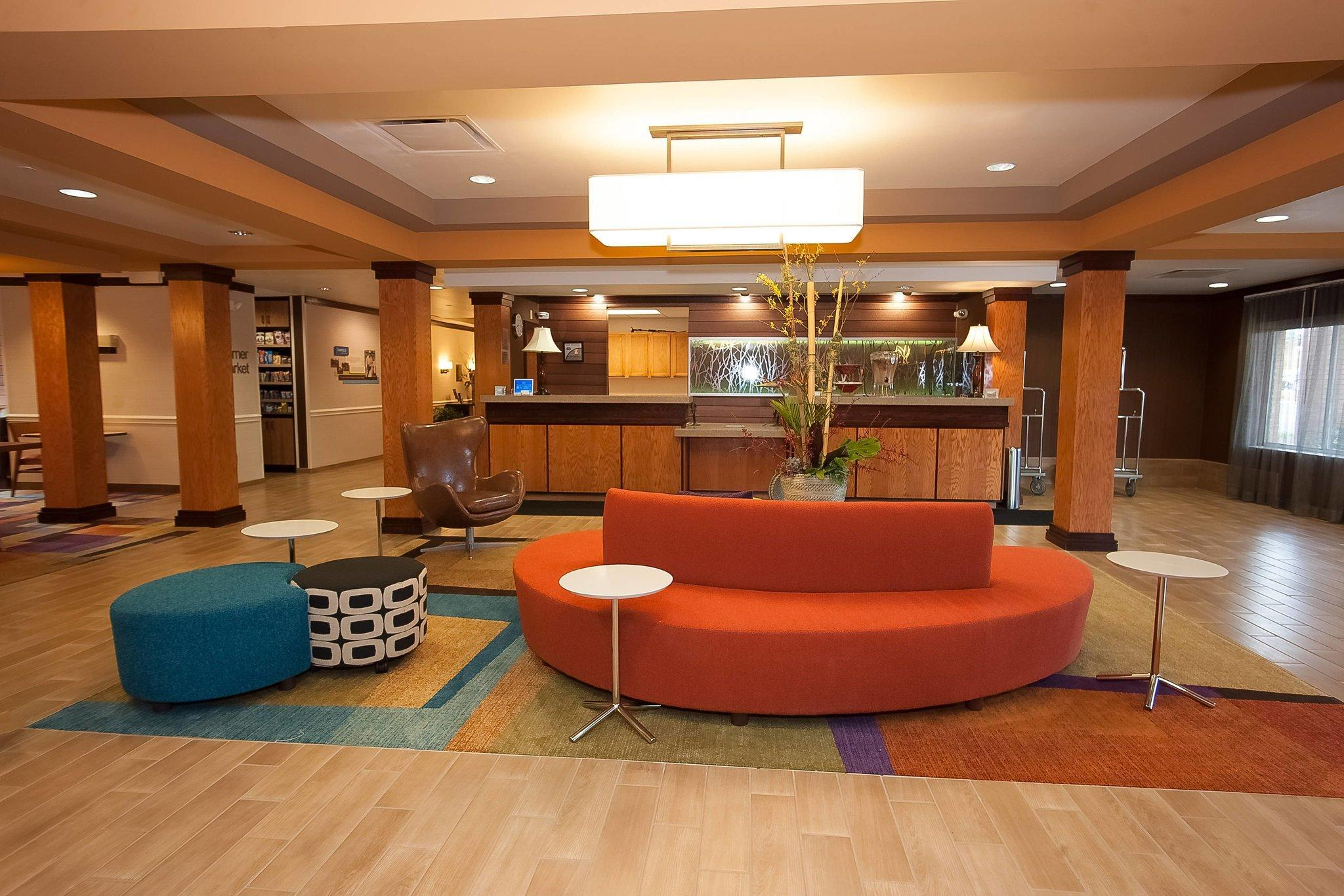 Fairfield Inn And Suites Akron South