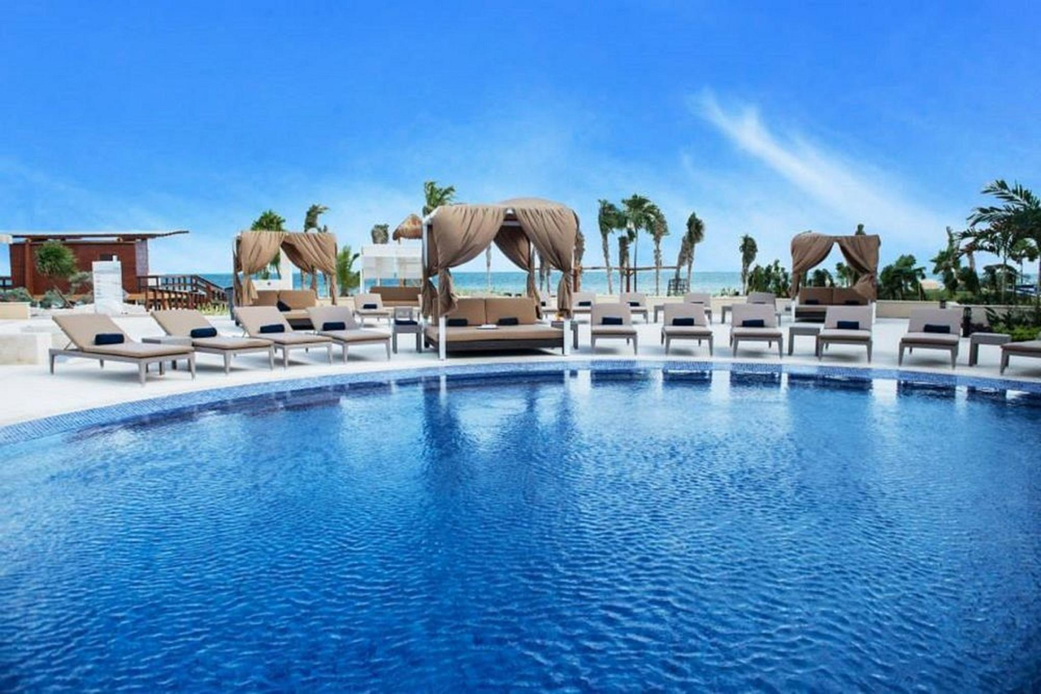 Hideaway At Royalton Riviera Cancun All Inclusive Adults Only