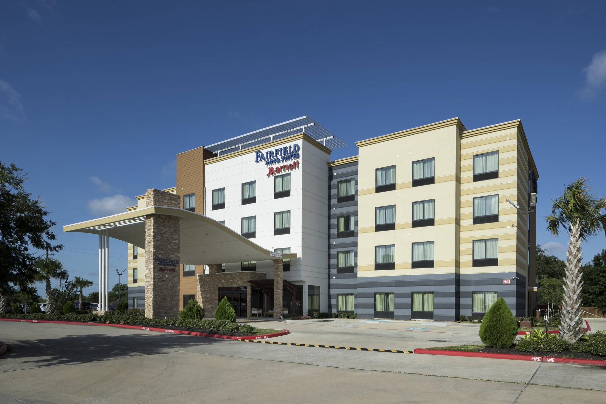 Fairfield Inn And Suites Houston Pasadena