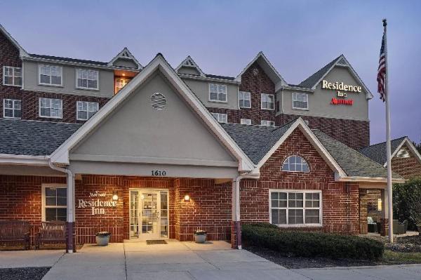 Residence Inn Chicago Schaumburg/Woodfield Mall Chicago