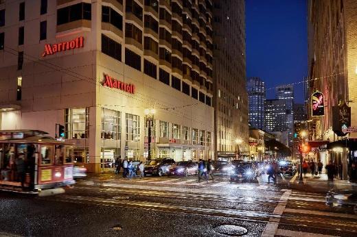 San Francisco Marriott Union Square