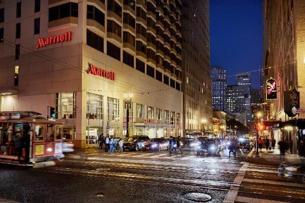 San Francisco Marriott Union Square San Francisco