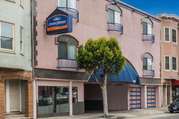 Howard Johnson by Wyndham San Francisco Marina District San Francisco