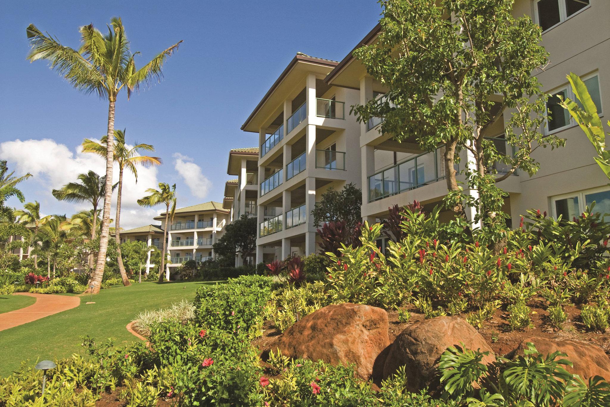 Marriott's Kauai Lagoons   Kalanipu'u