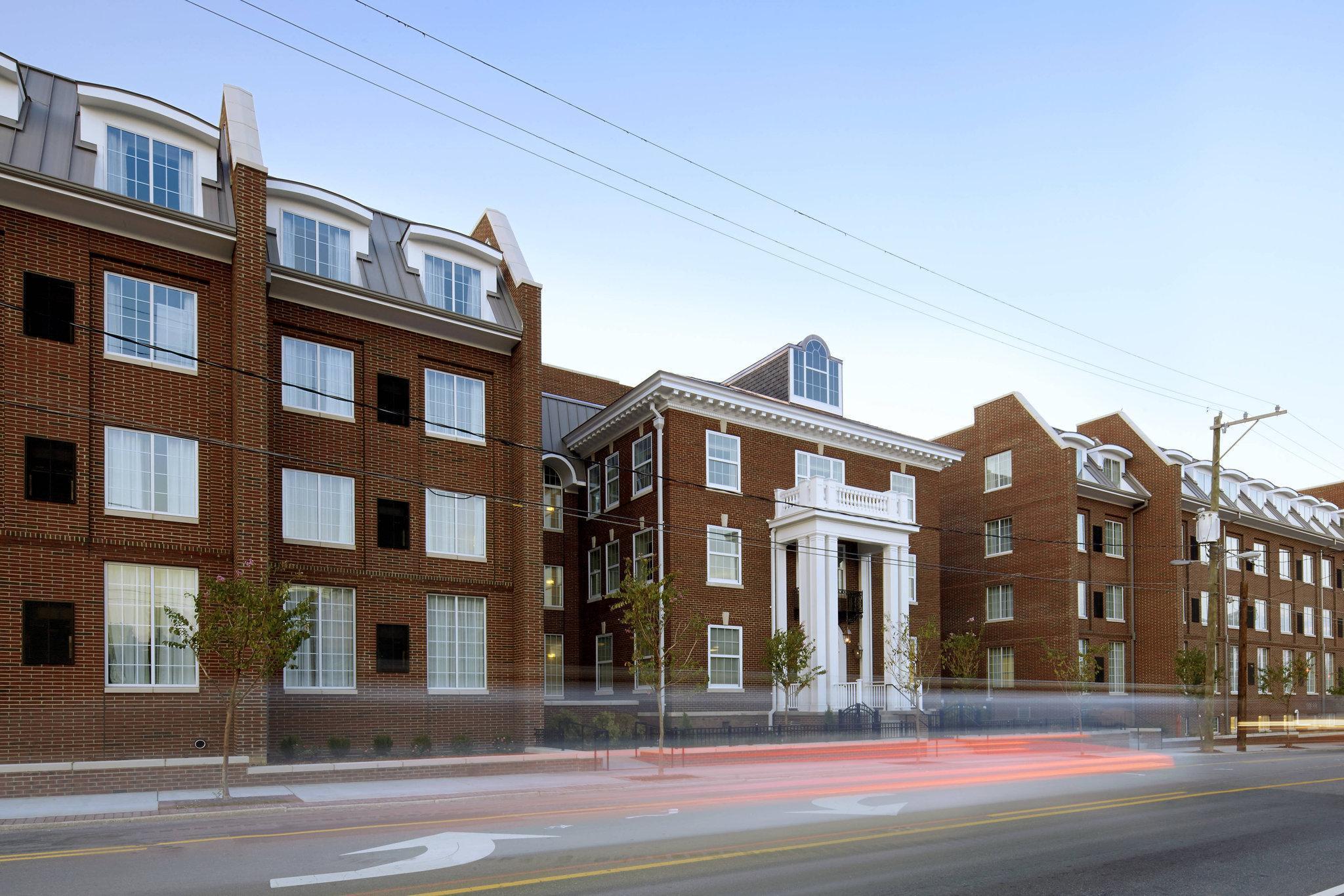 Residence Inn Durham McPherson Duke University Medical Center Area