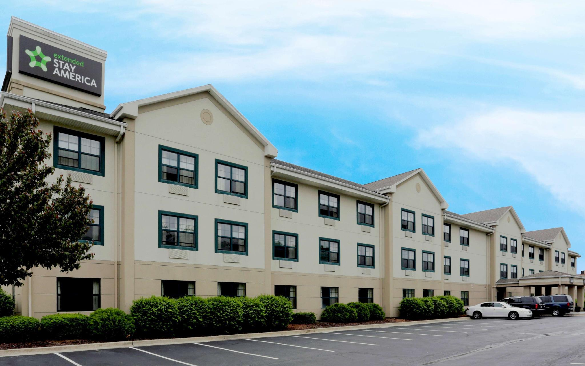 Extended Stay America Bloomington Normal