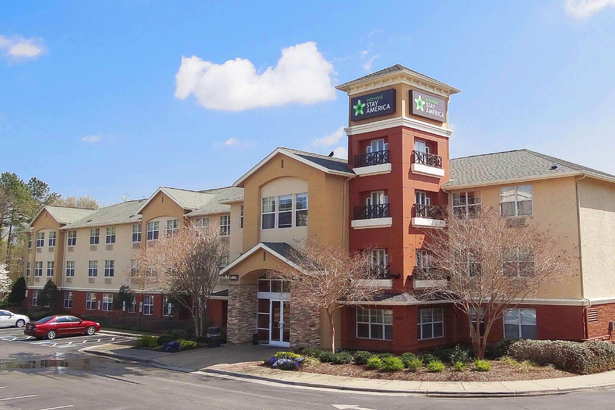 Extended Stay America Raleigh RTP 4919 Miami Blvd.