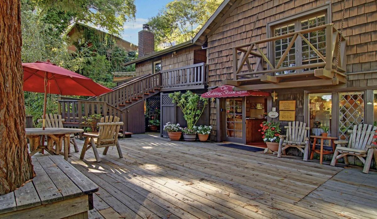 The Babbling Brook Inn