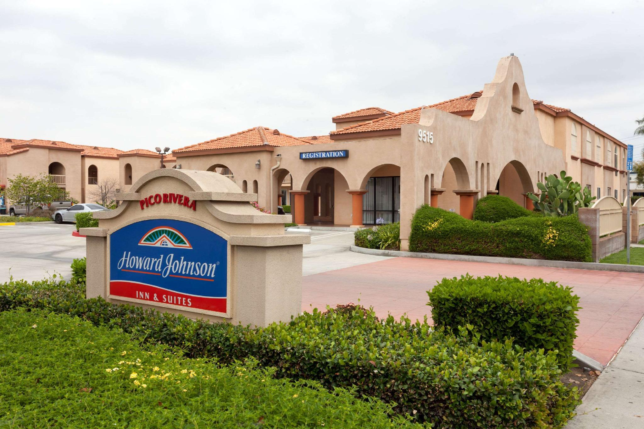 Howard Johnson Hotel And Suites By Wyndham Pico Rivera