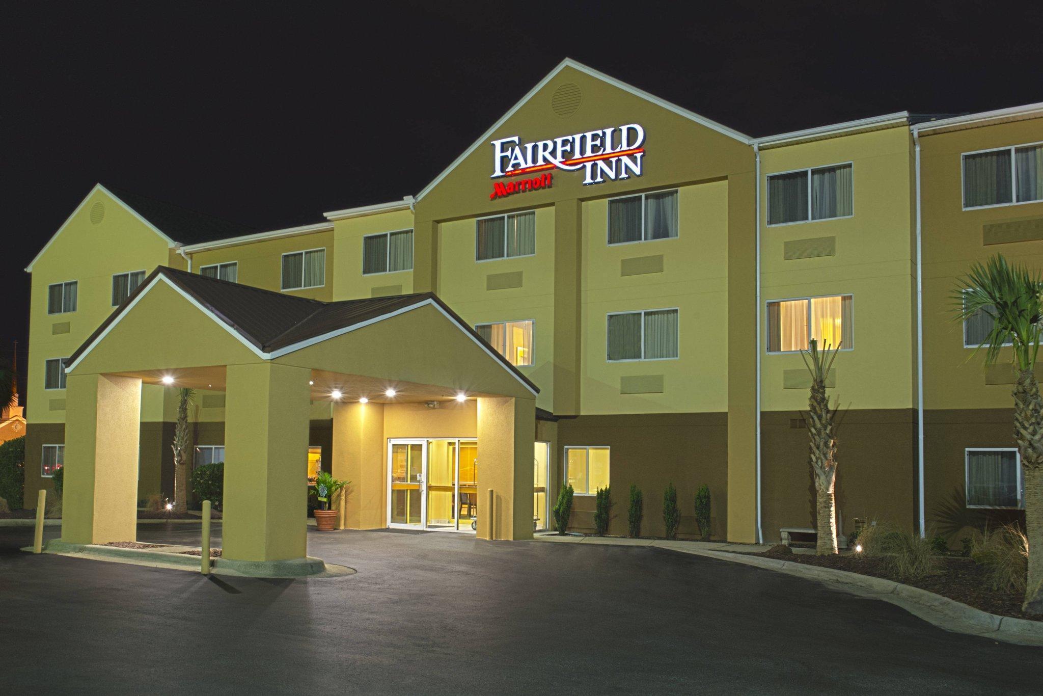 Fairfield Inn Pensacola I 10