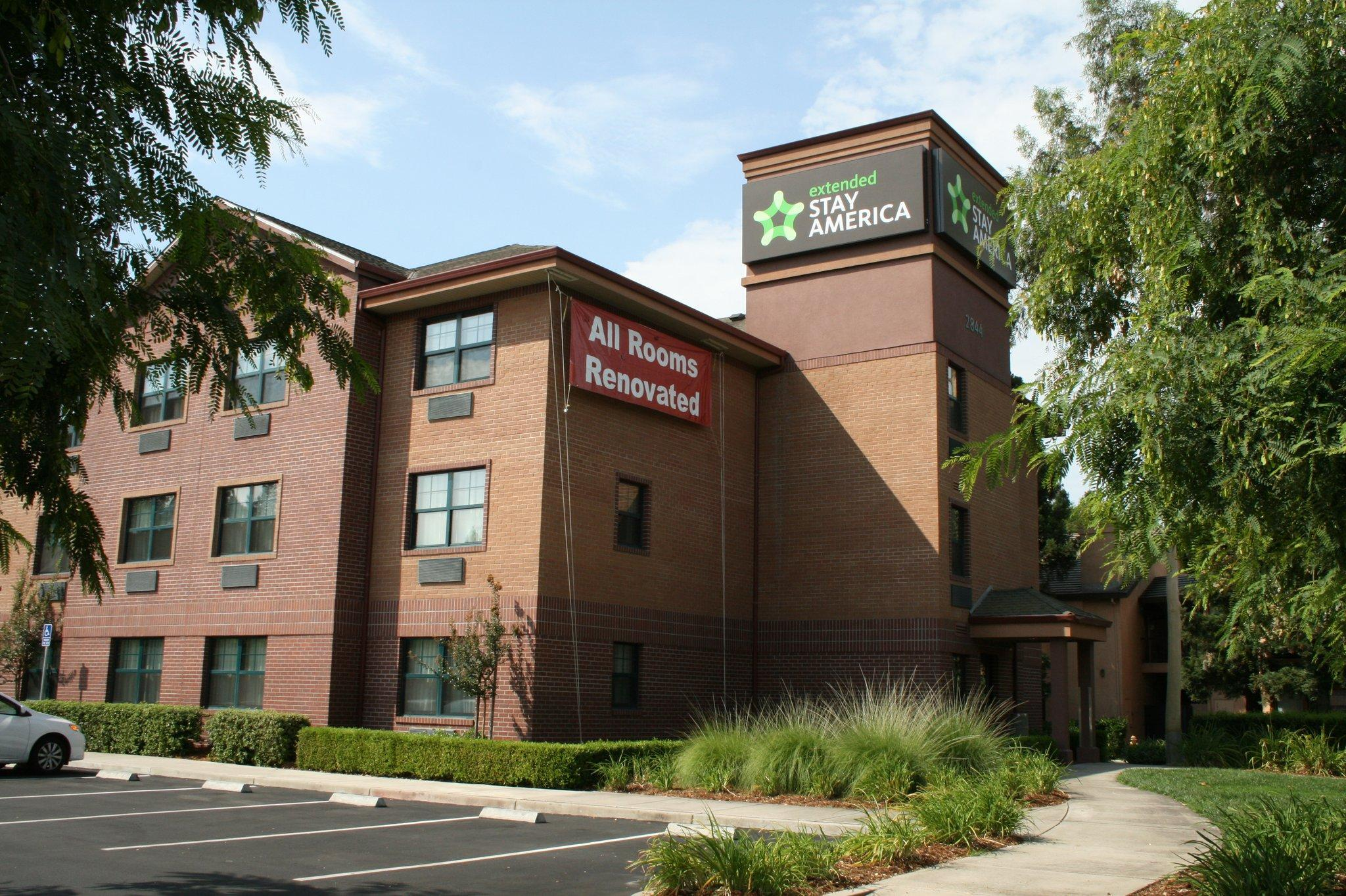 Extended Stay America Stockton  March Lane
