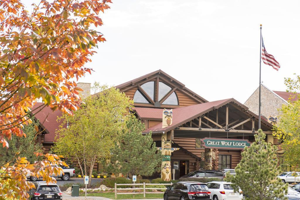 Great Wolf Lodge   Kansas City Ks