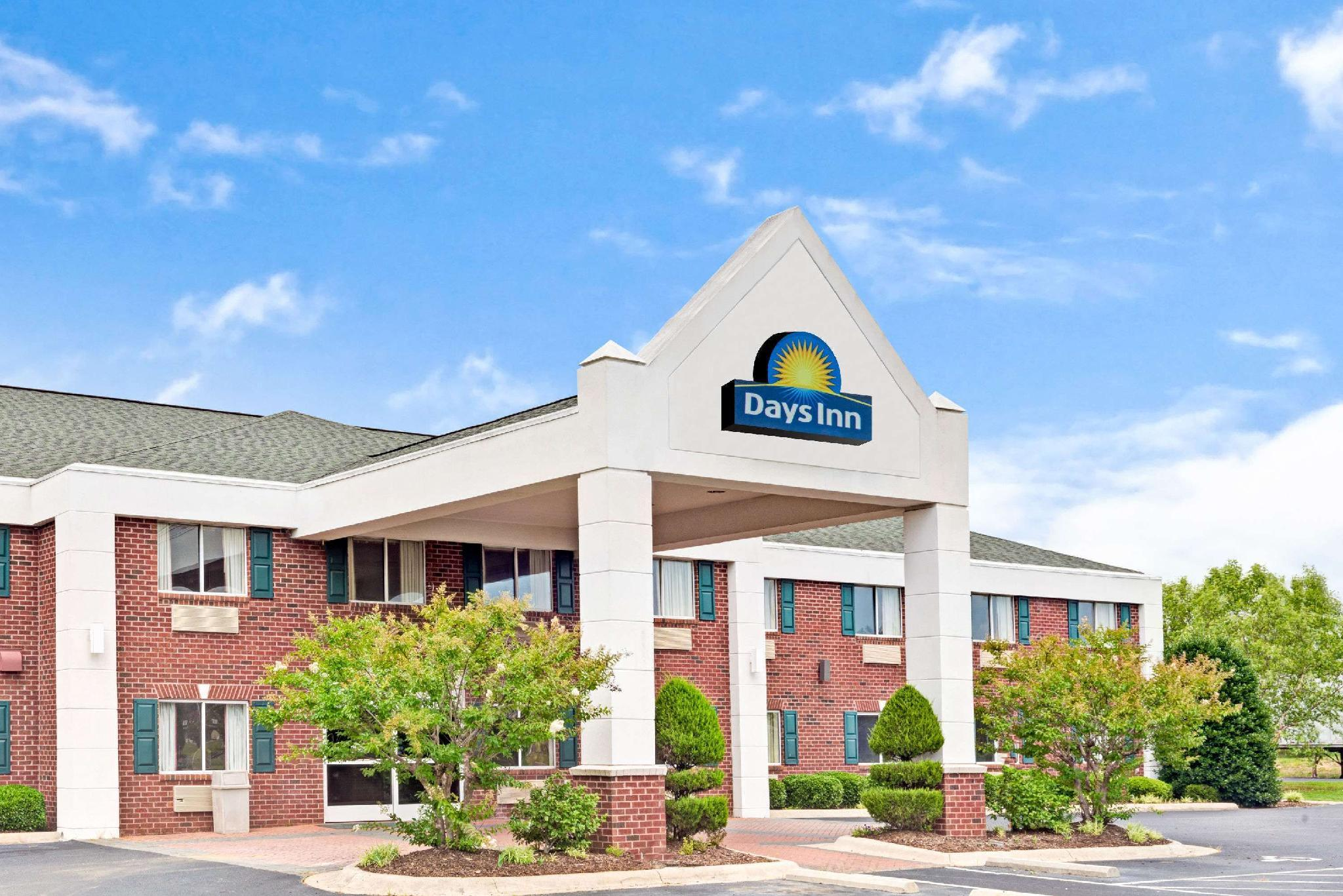 Days Inn And Suites By Wyndham Siler City
