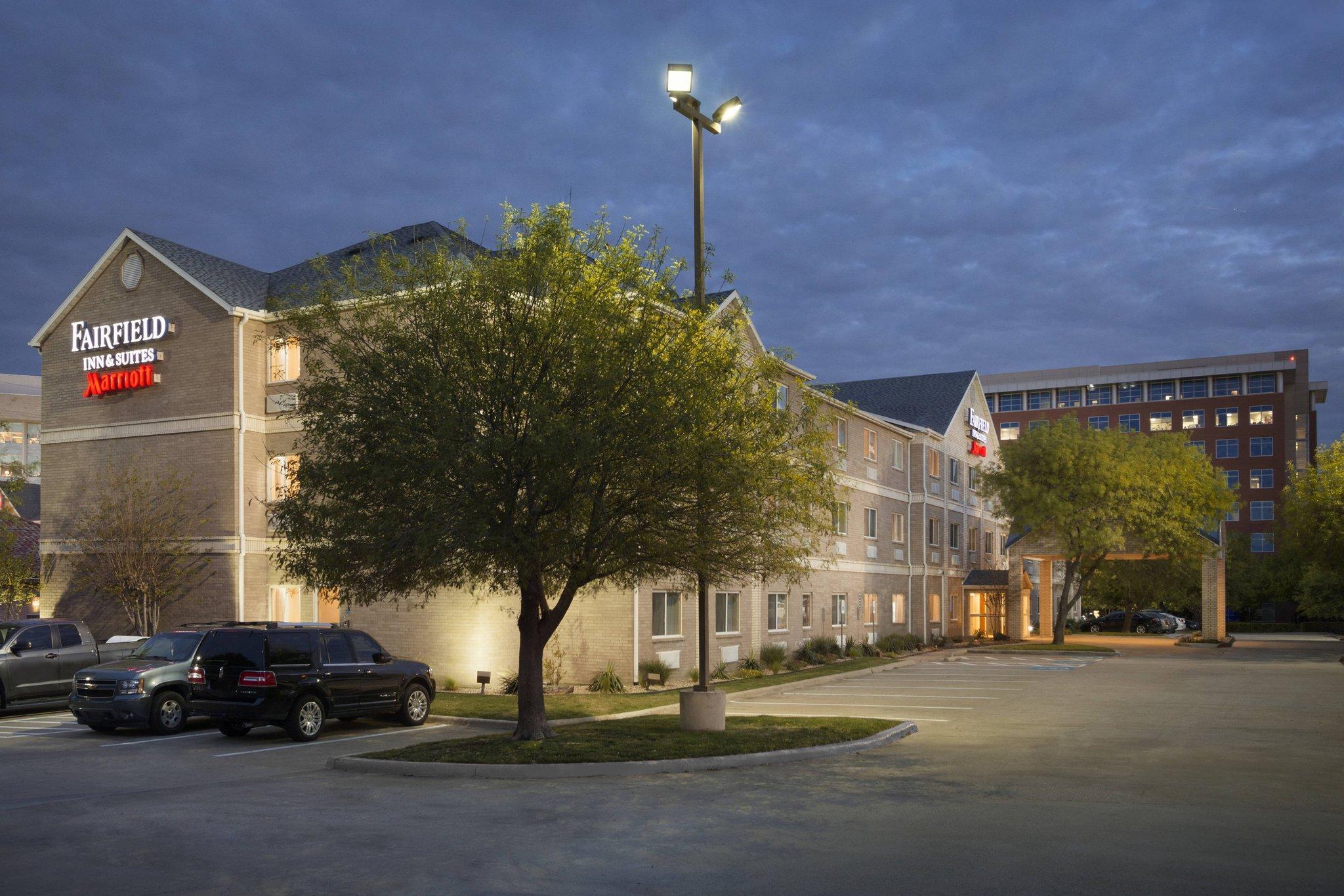 Fairfield Inn And Suites Dallas Plano