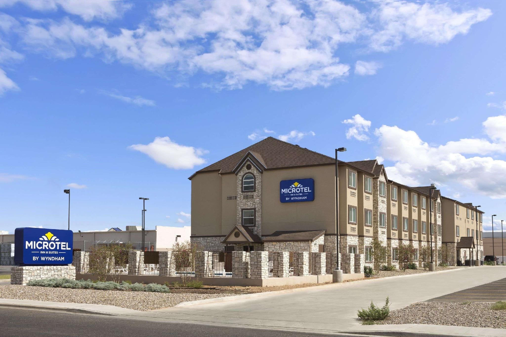 Microtel Inn And Suites By Wyndham Odessa