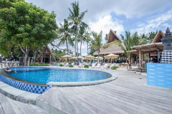 Le Nusa Beach Club Bali