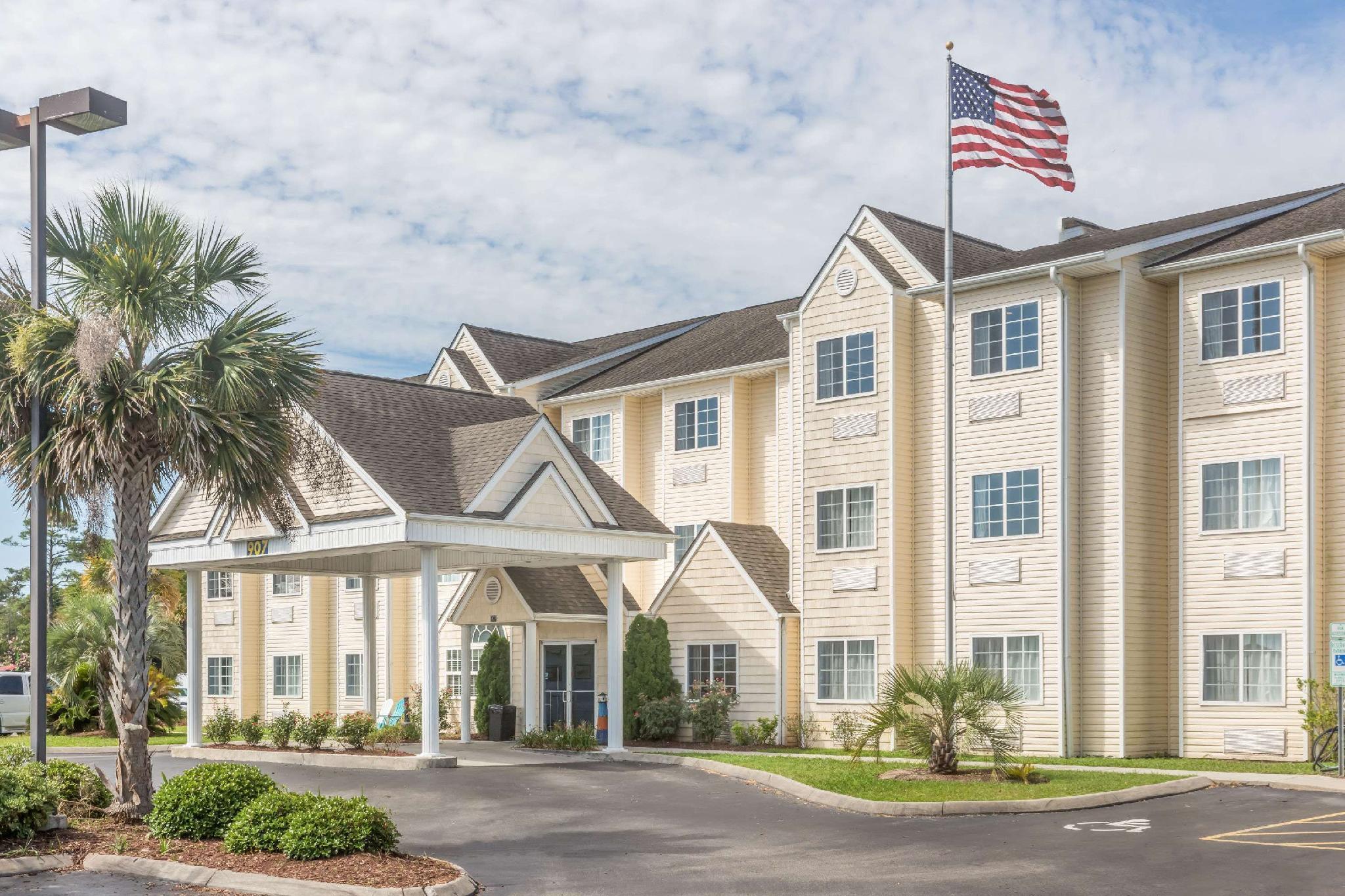 Microtel Inn And Suites By Wyndham Carolina Beach