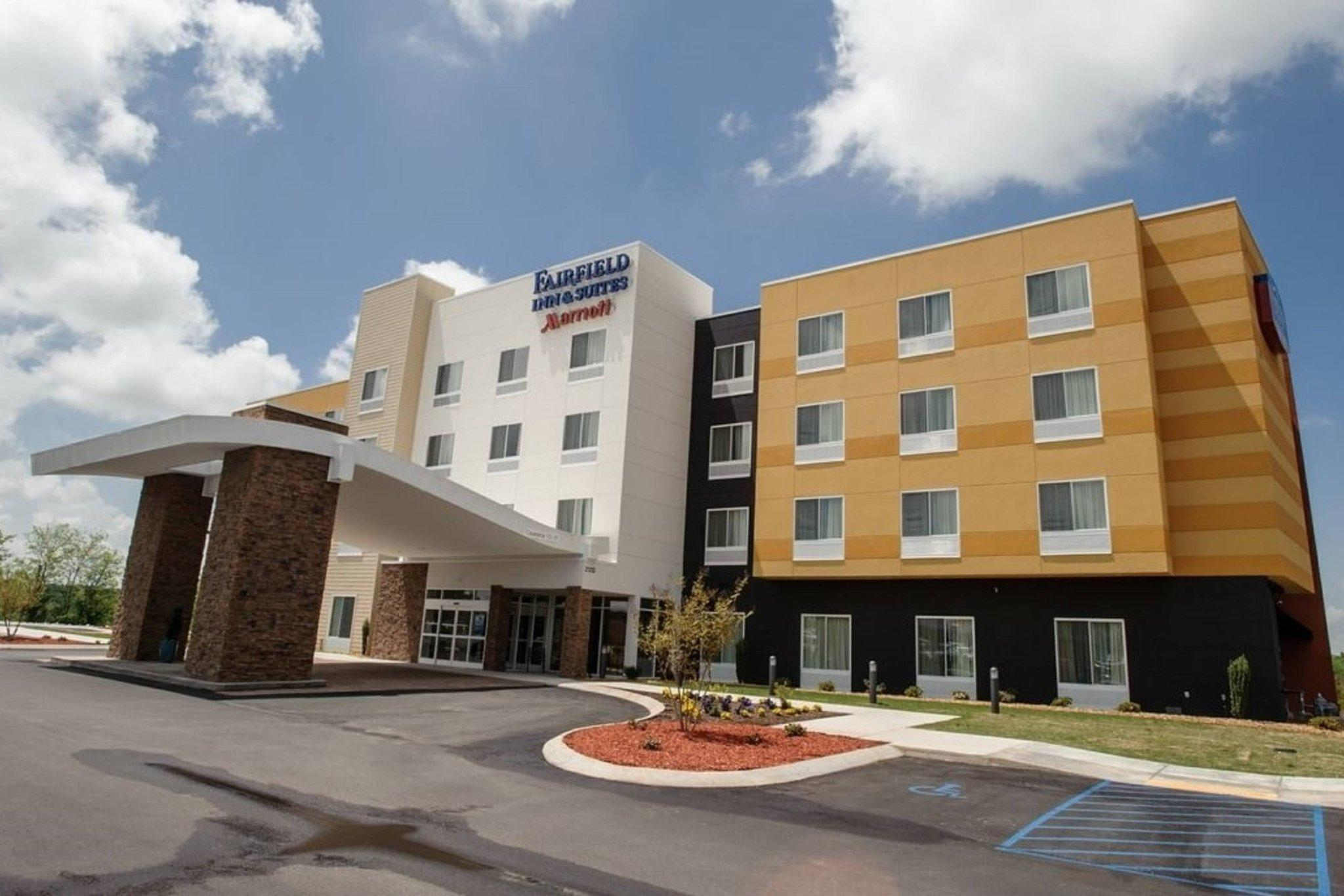 Fairfield Inn And Suites Athens I 65