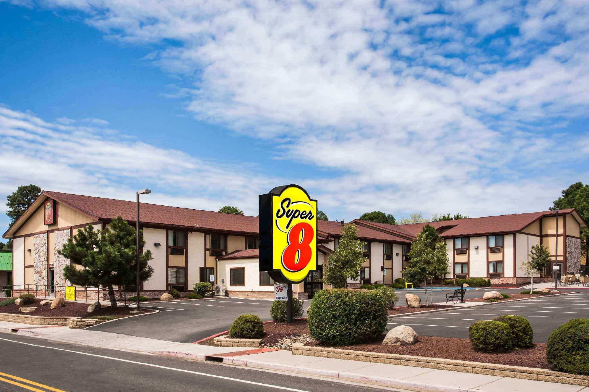 Super 8 By Wyndham Flagstaff