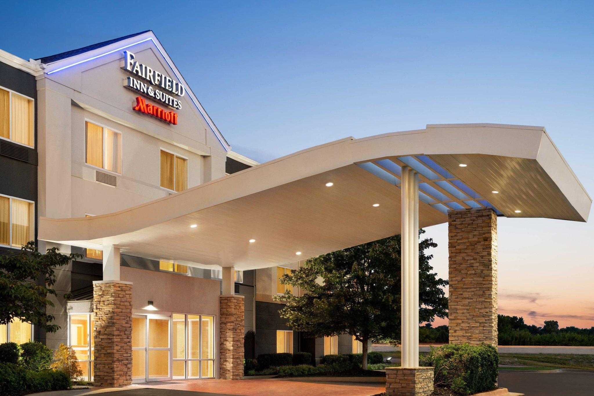 Fairfield Inn And Suites Tulsa Central
