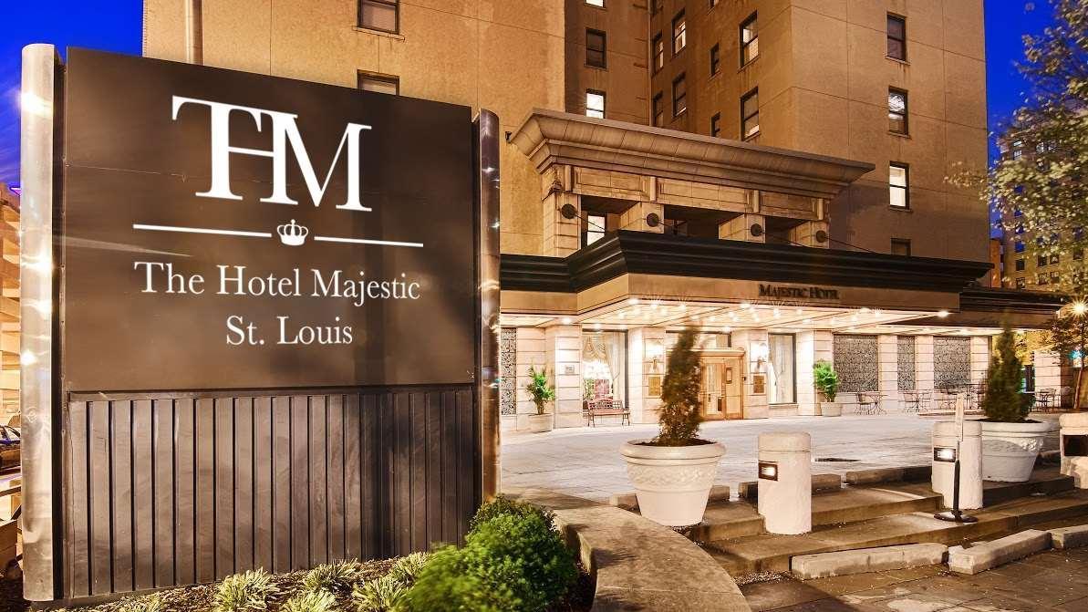 Hotel Majestic St. Louis