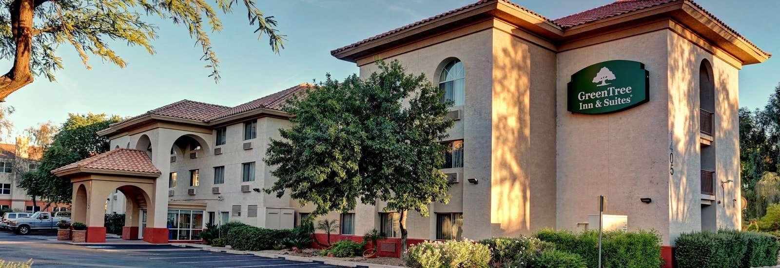 Greentree Inn And Suites Mesa