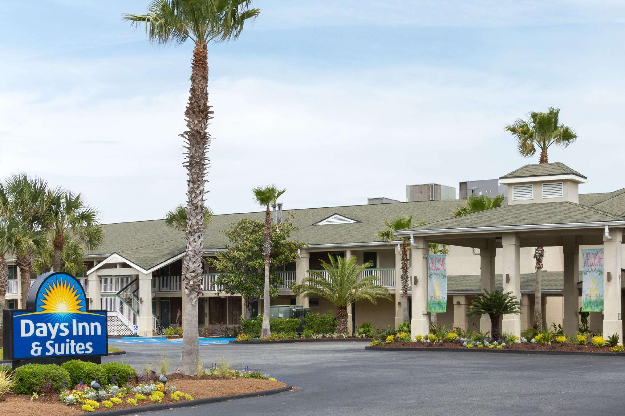 Days Inn And Suites By Wyndham Jekyll Island