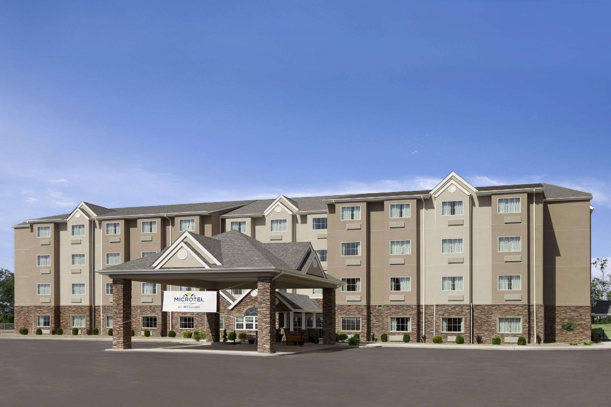 Microtel Inn And Suites By Wyndham St Clairsville