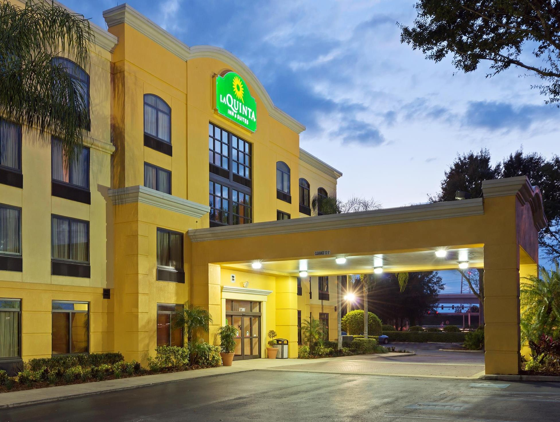 La Quinta Inn And Suites By Wyndham Tampa North I 75