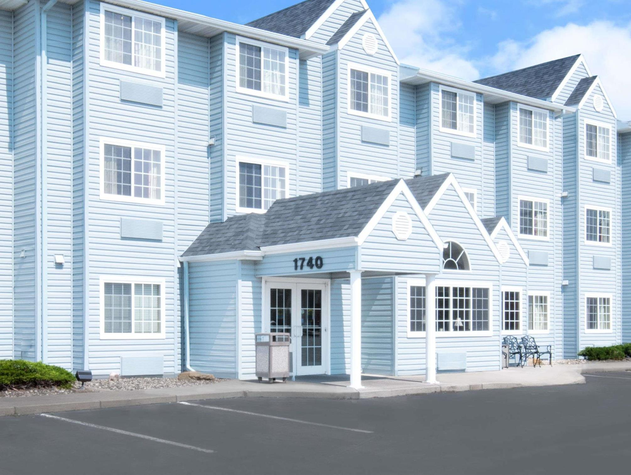 Microtel Inn And Suites By Wyndham Rapid City