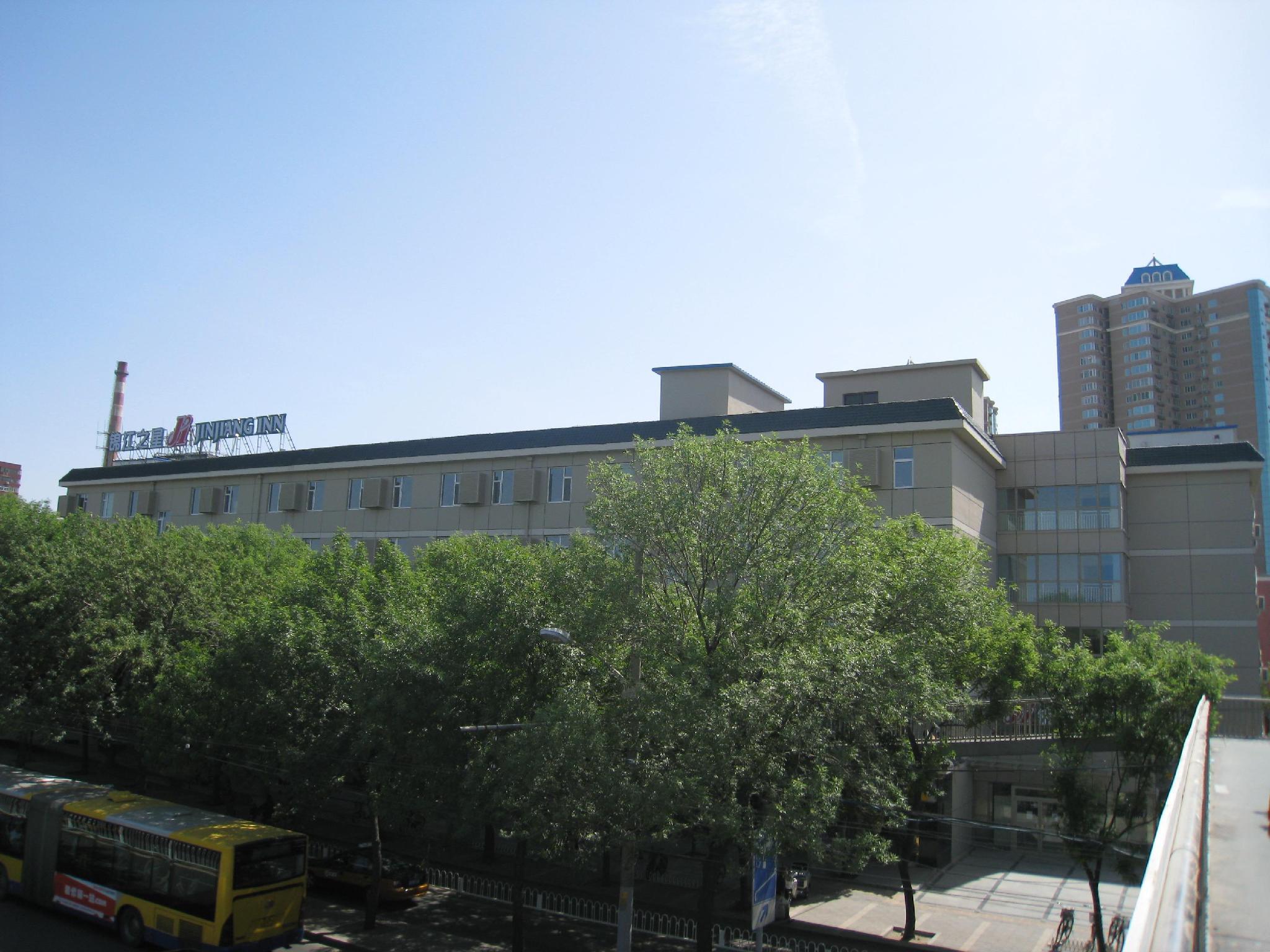 Jinjiang Inn Changzhou Olympic Center