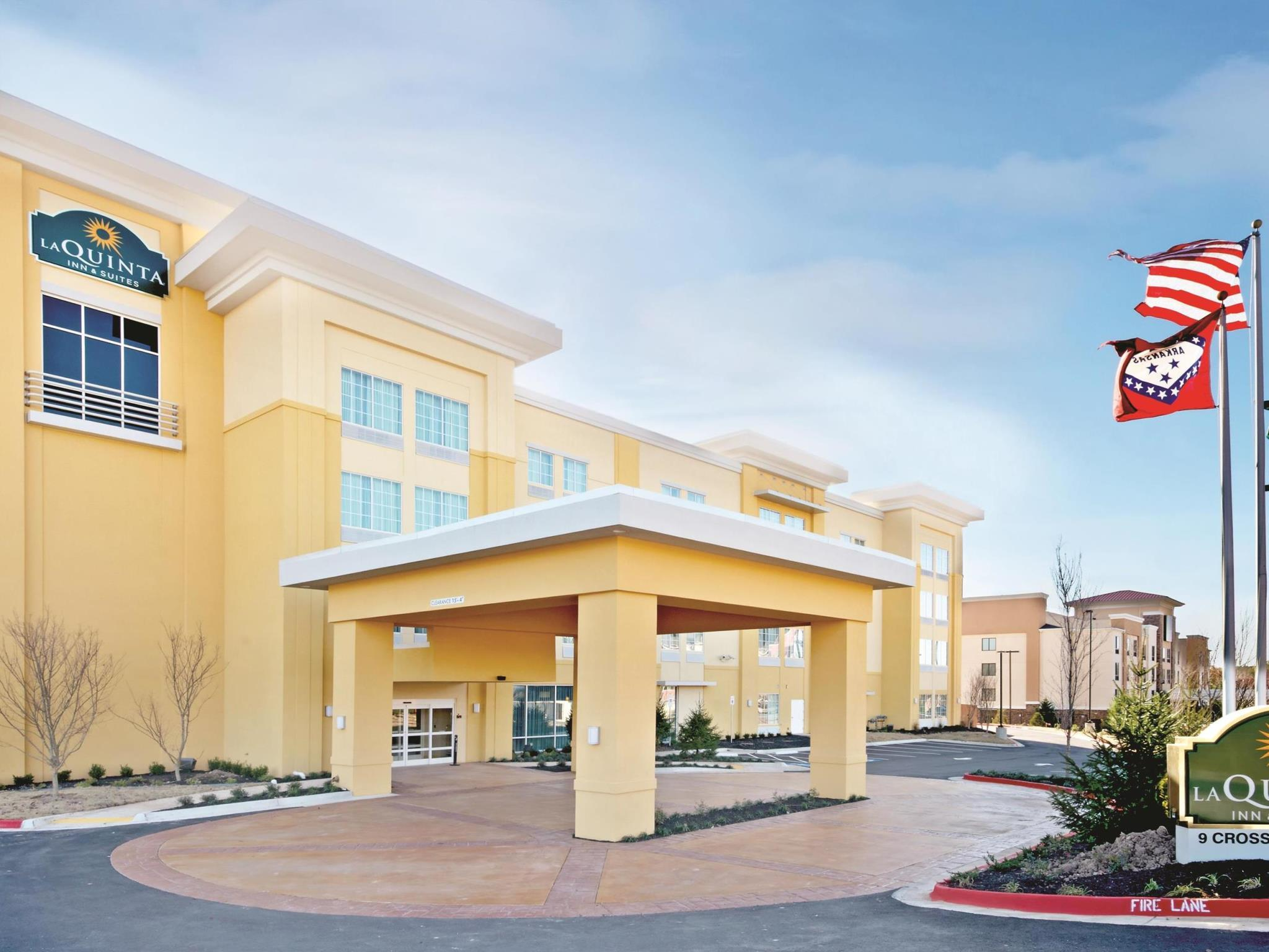La Quinta Inn And Suites By Wyndham Little Rock   West