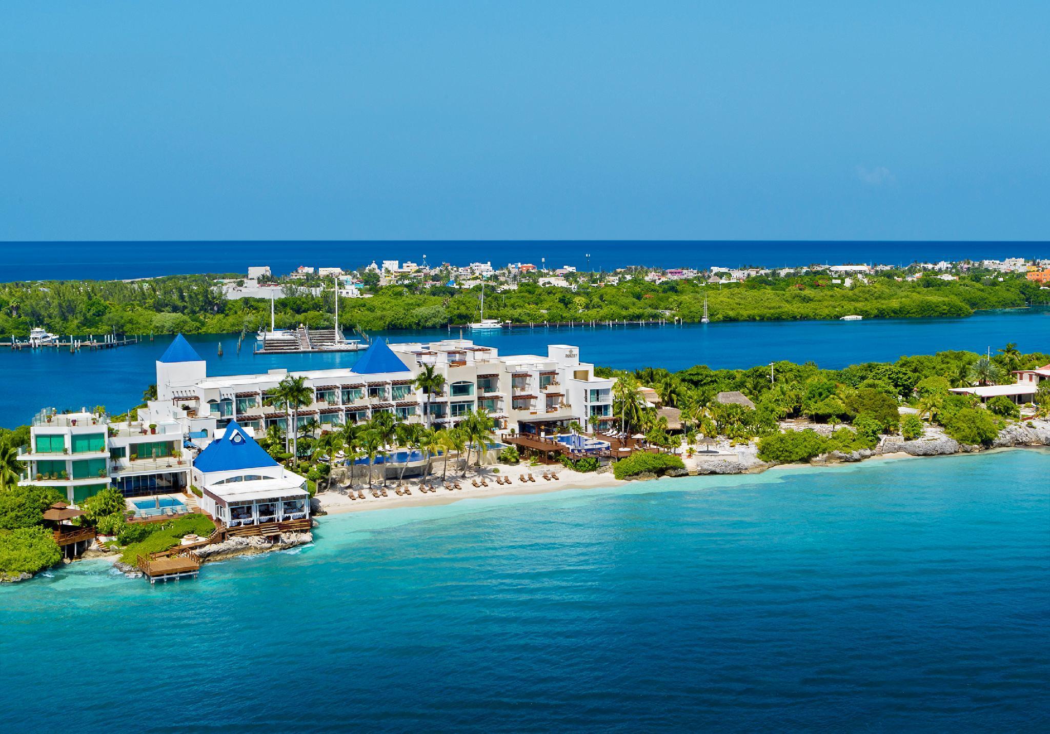 Zoetry Villa Rolandi Isla Mujeres Cancun All Inclusive