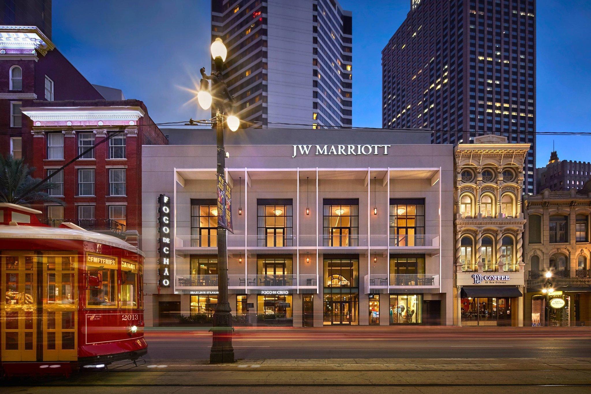 JW Marriott New Orleans