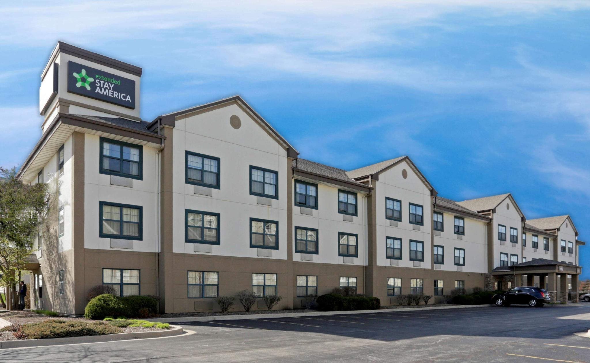 Extended Stay America Champaign Urbana