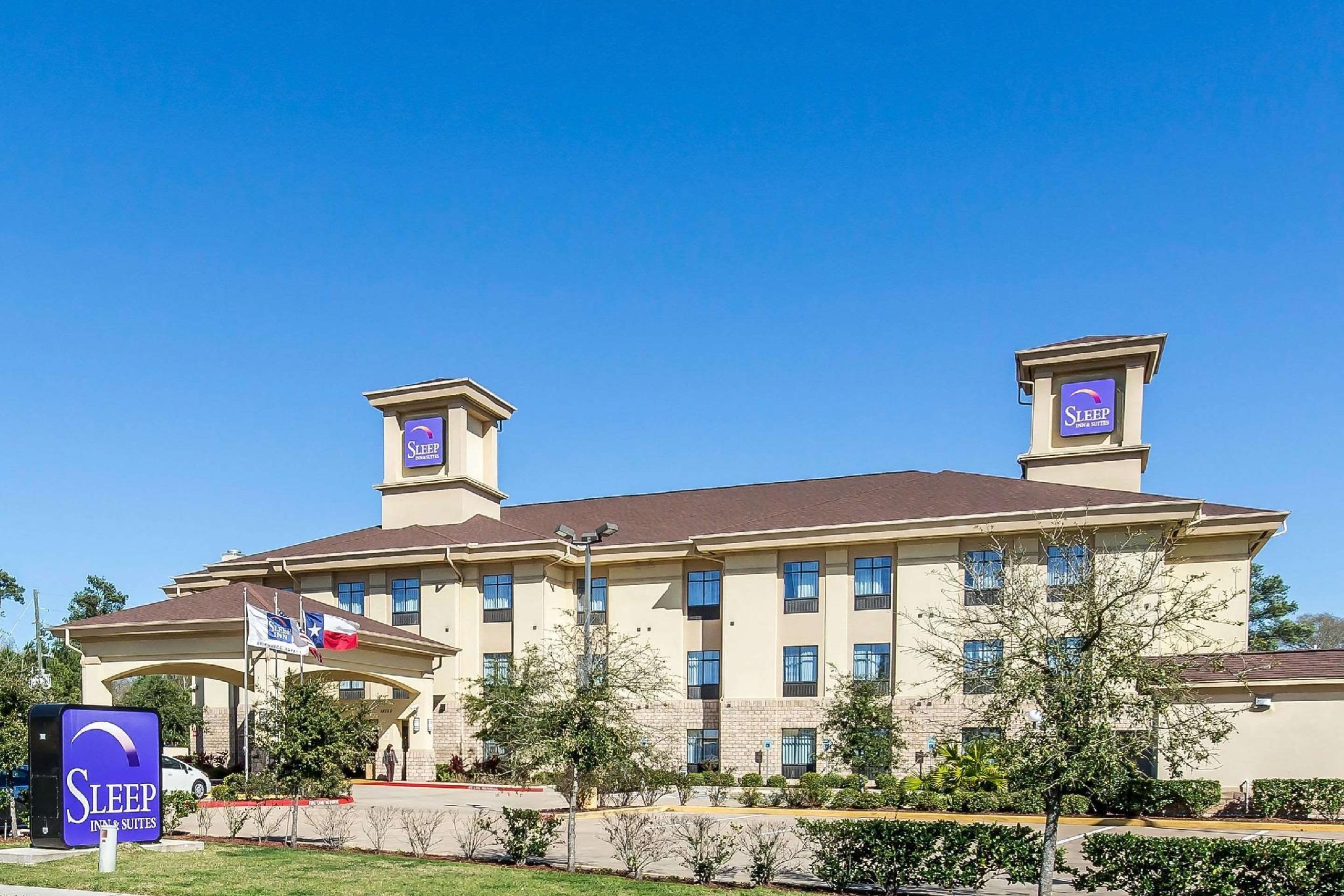 Sleep Inn And Suites Bush Intercontinental   IAH East