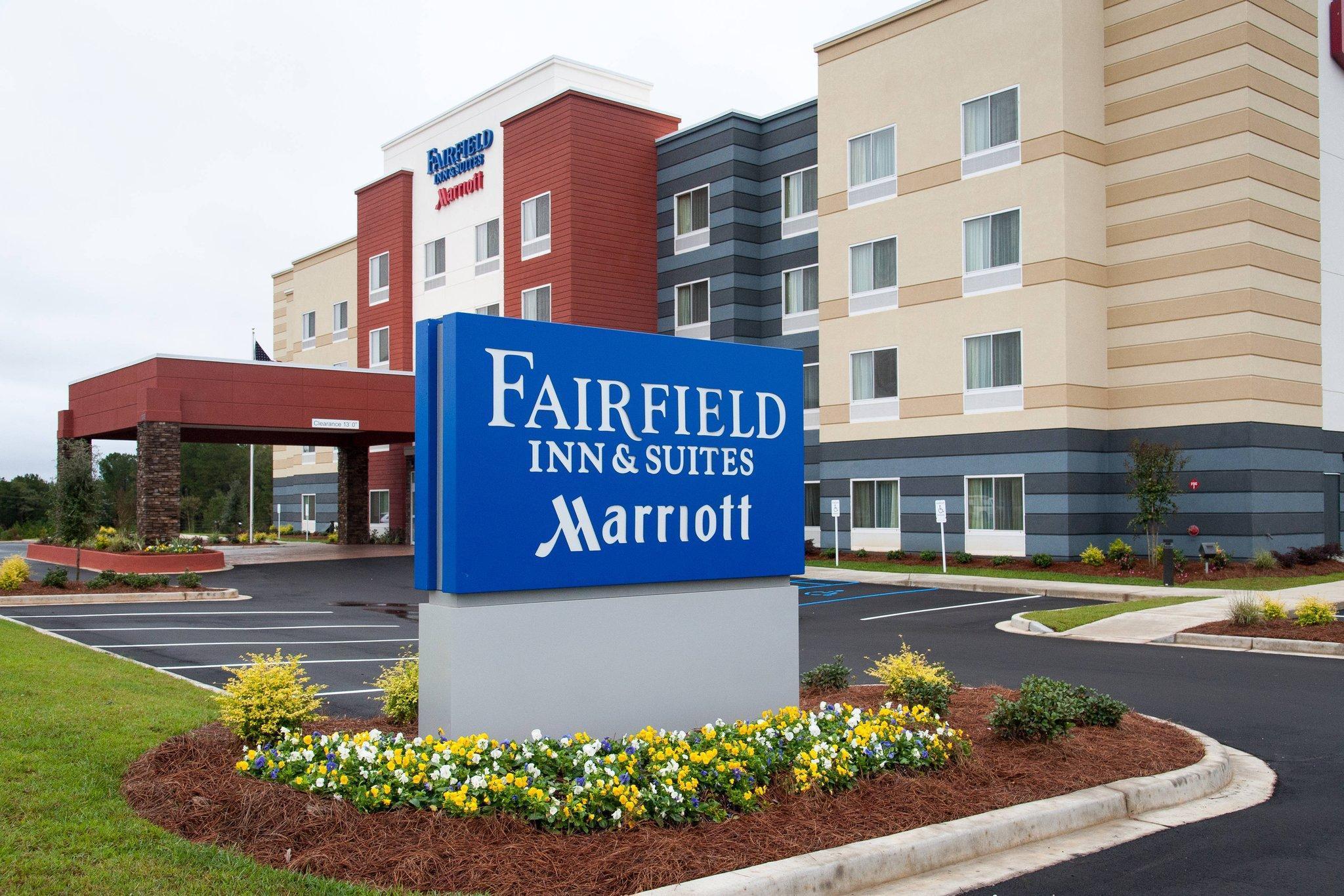 Fairfield Inn And Suites Enterprise
