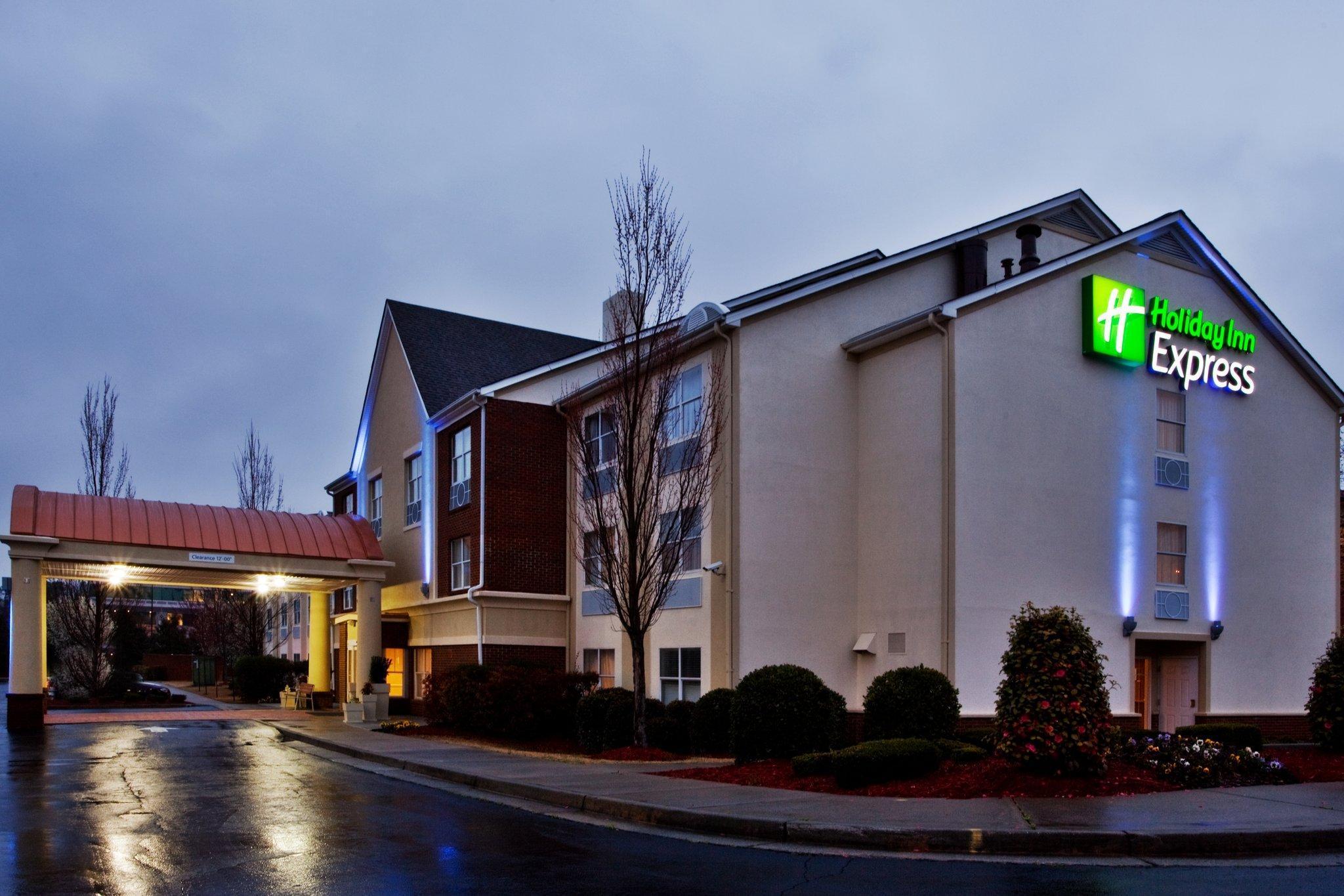 Holiday Inn Express Alpharetta   Roswell