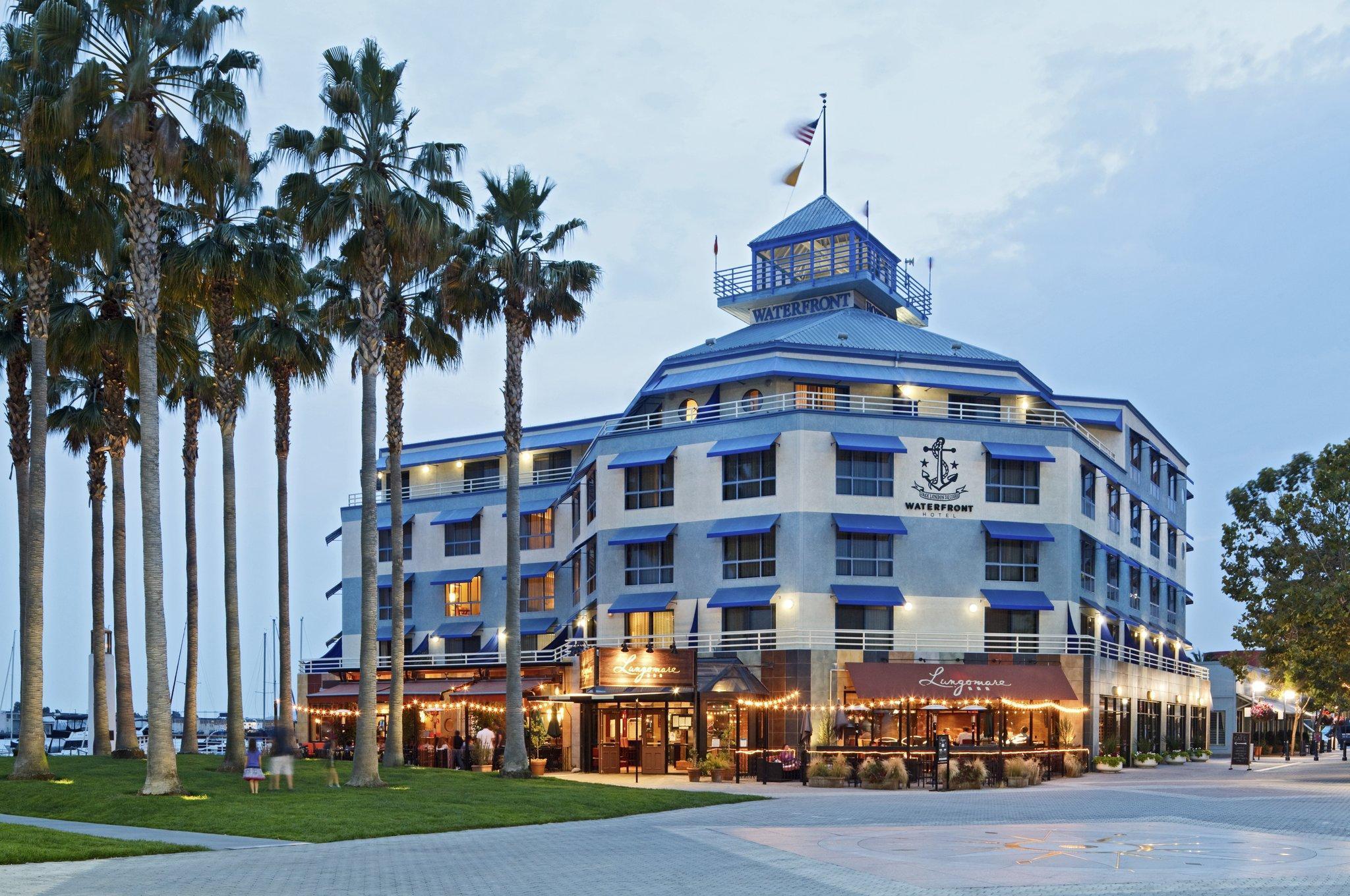 Waterfront Hotel A Joie De Vivre Hotel