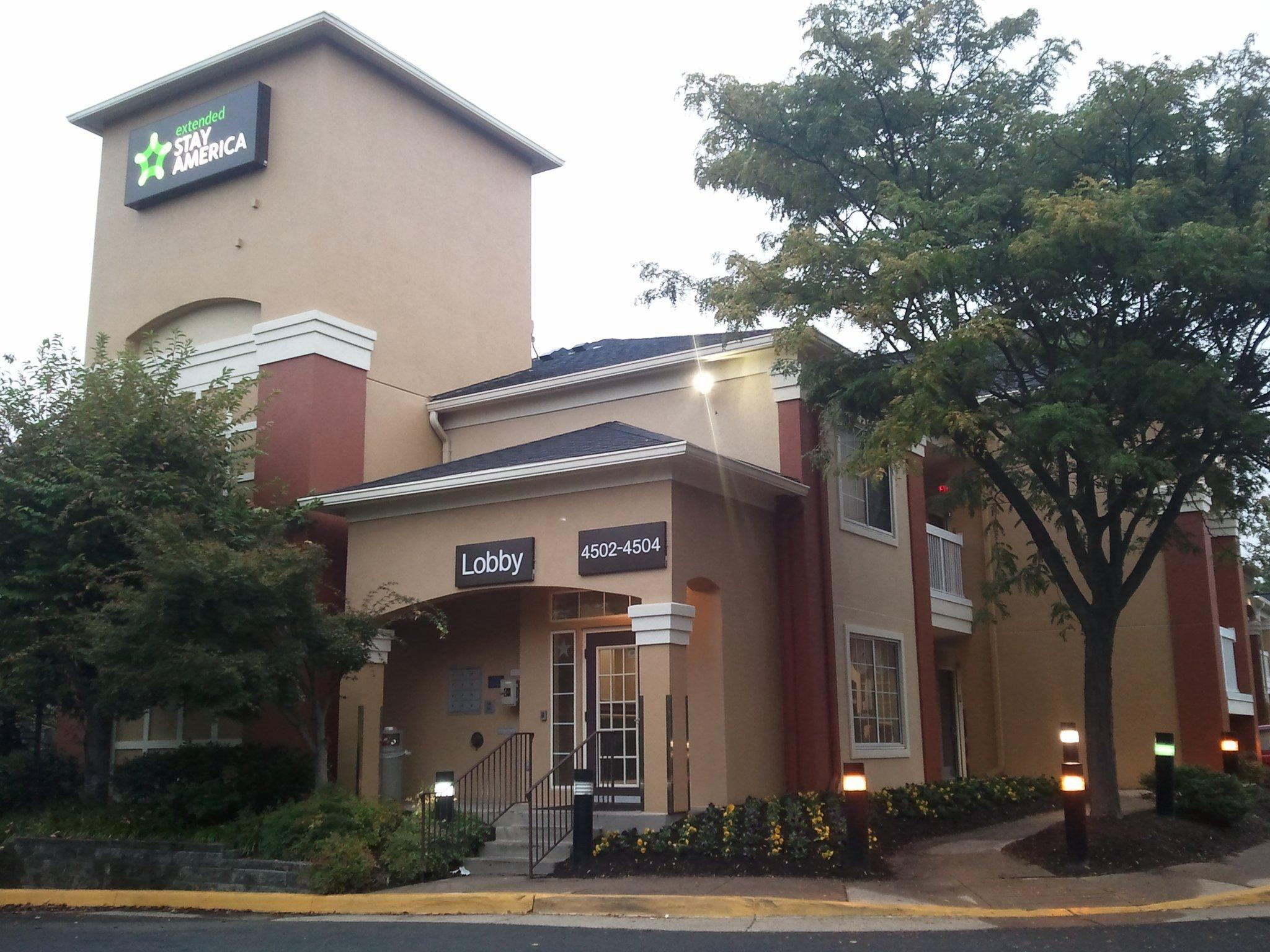 Extended Stay America   Washington D.C.   Chantilly