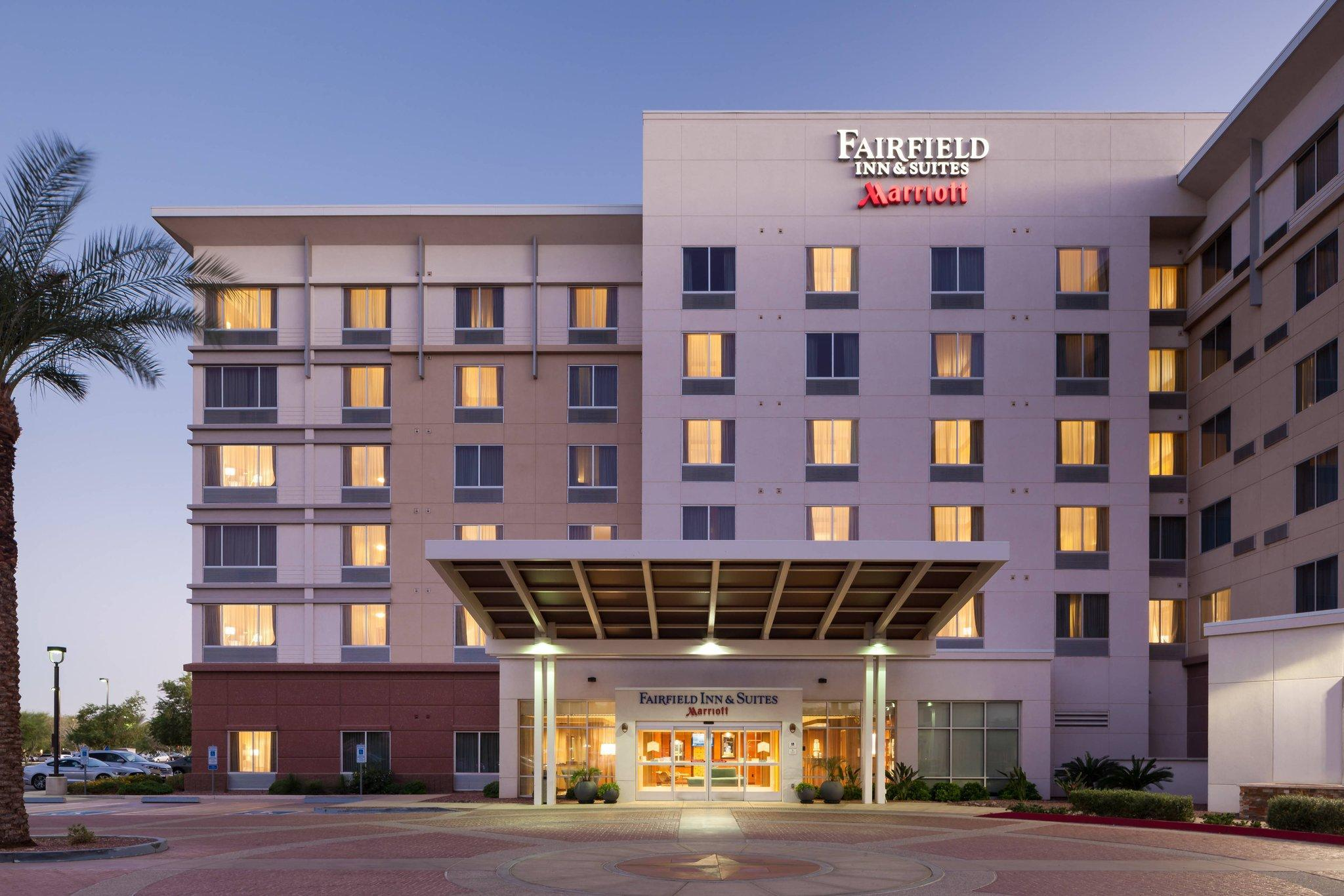 Fairfield Inn And Suites Phoenix Chandler Fashion Center