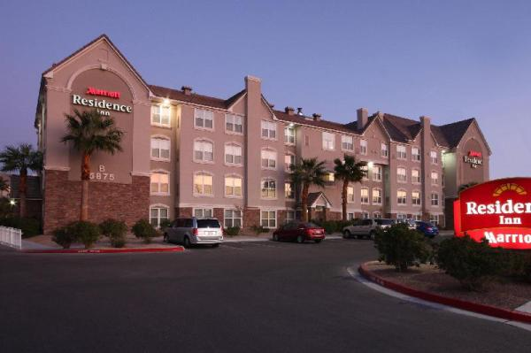 Residence Inn Las Vegas South Las Vegas