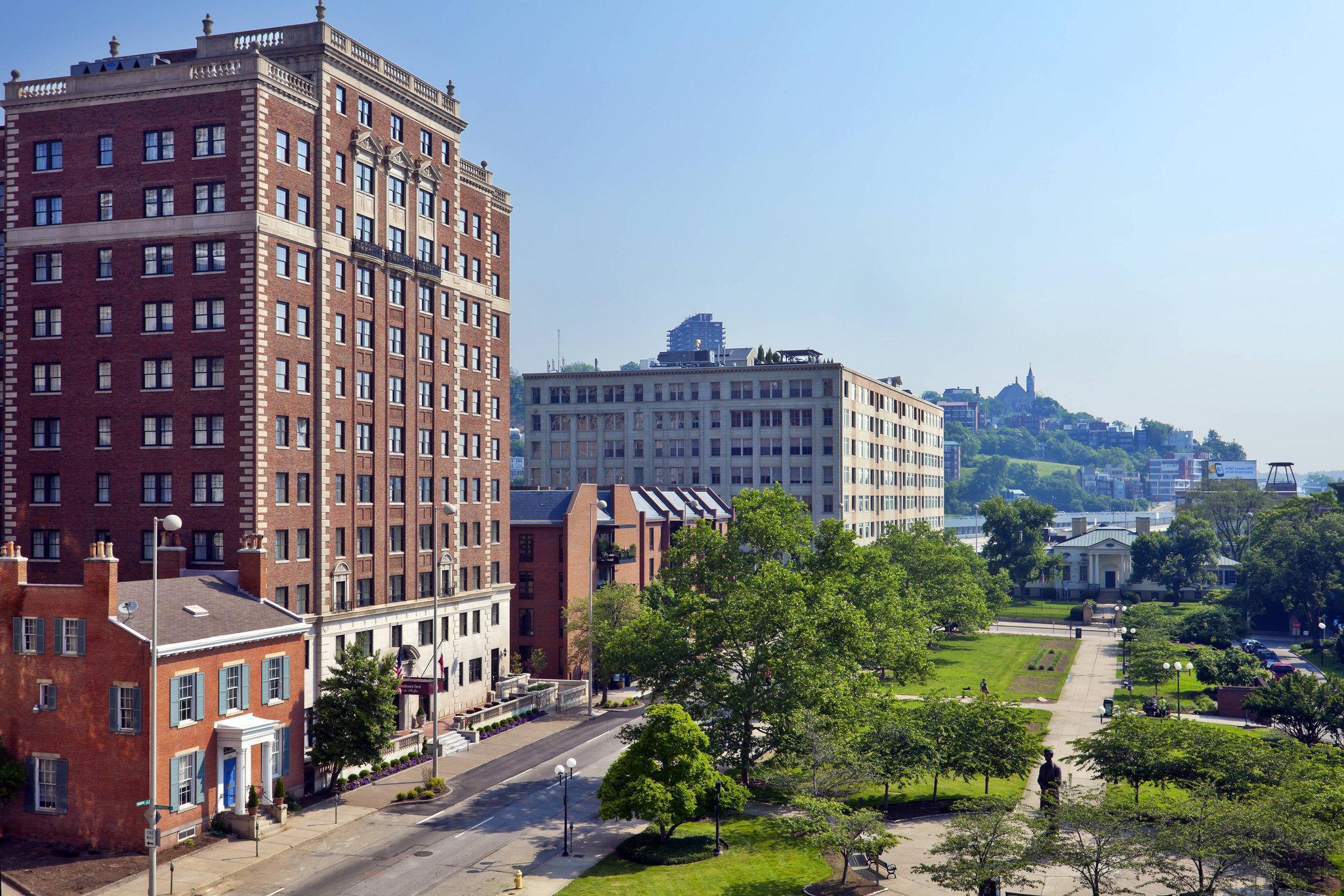 Residence Inn Cincinnati Downtown The Phelps