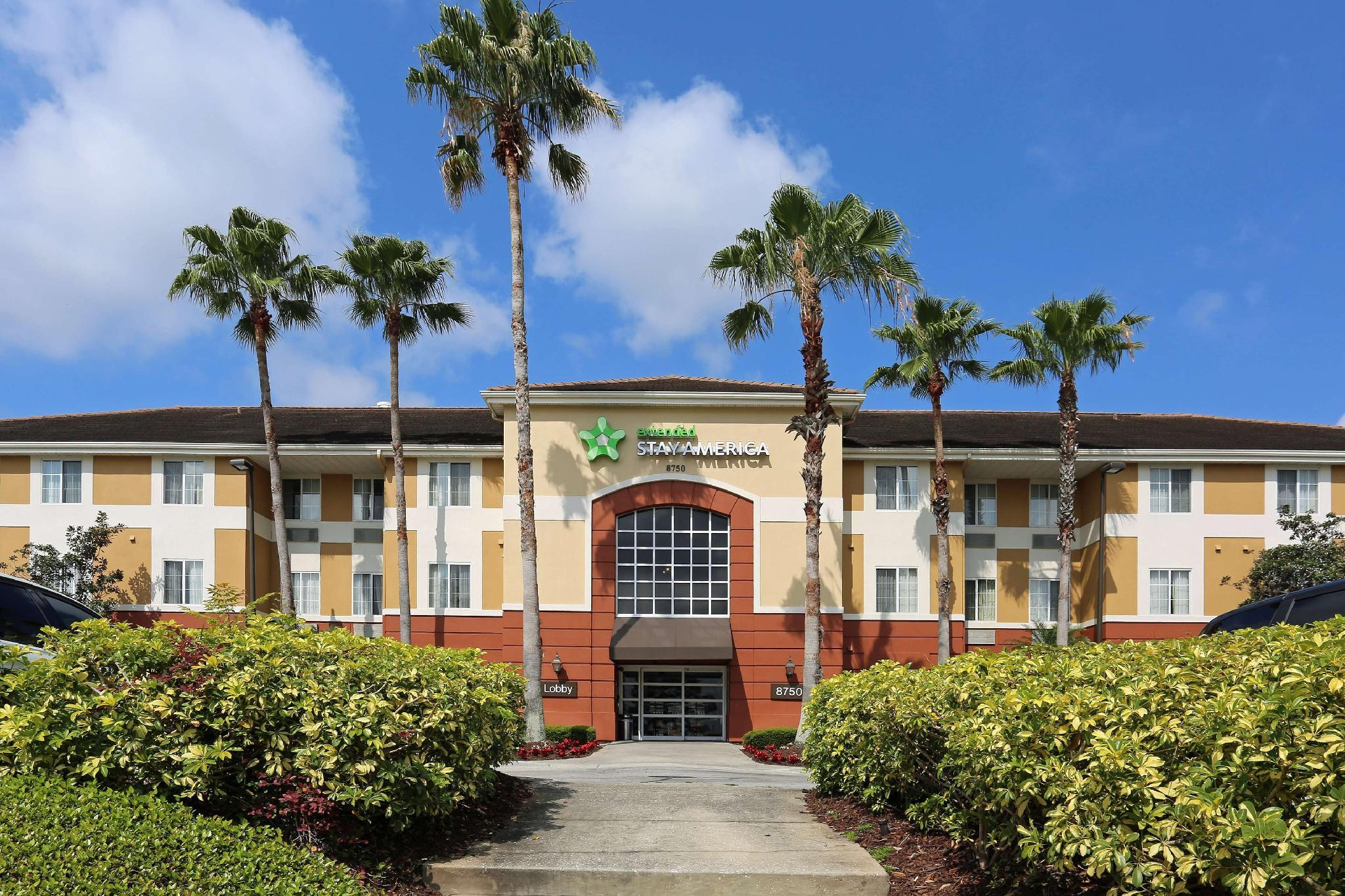 Extended Stay America Orlando Conv Ctr Universal Blvd