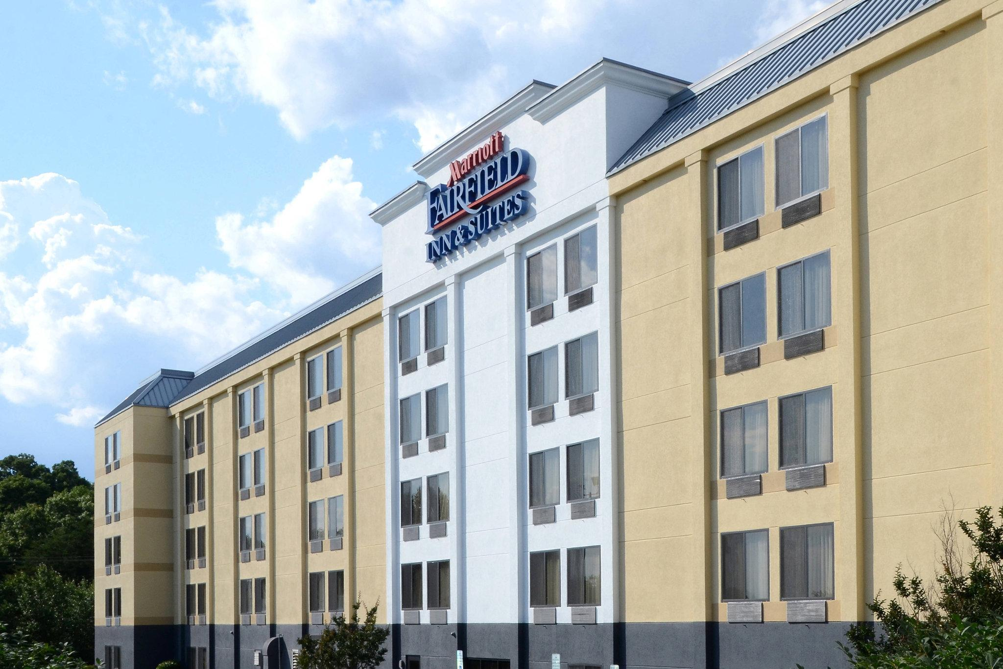 Fairfield Inn And Suites Winston Salem Hanes Mall