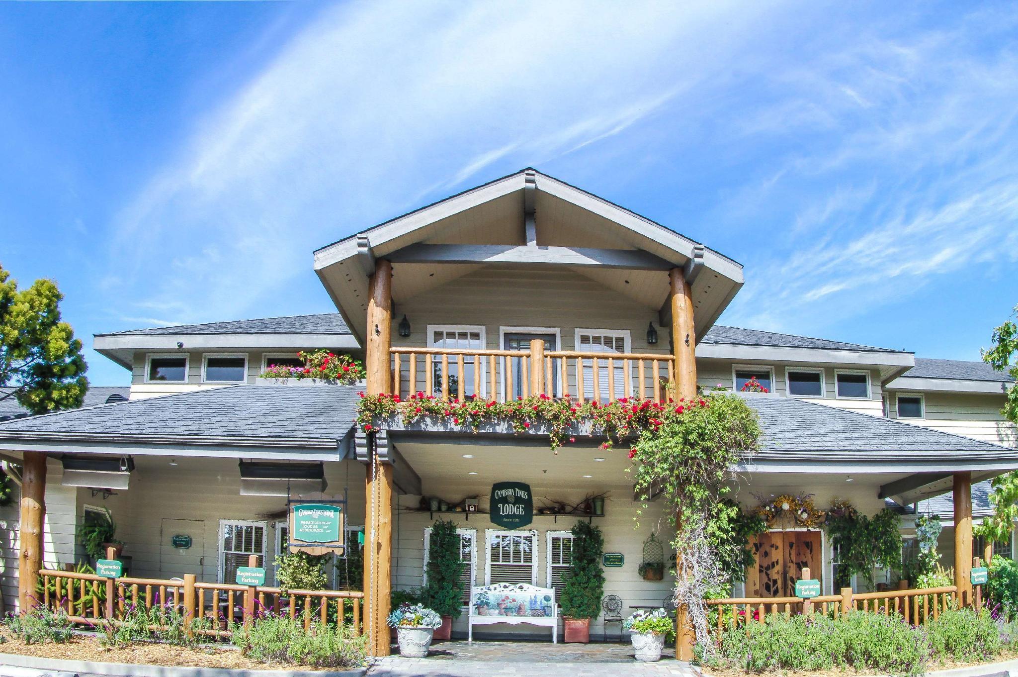 Cambria Pines Lodge