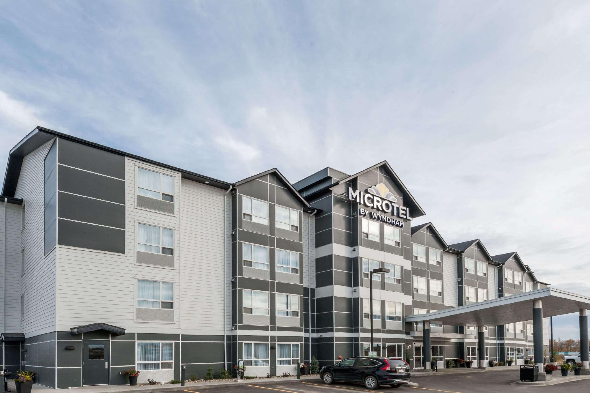Microtel Inn And Suites By Wyndham Fort St John