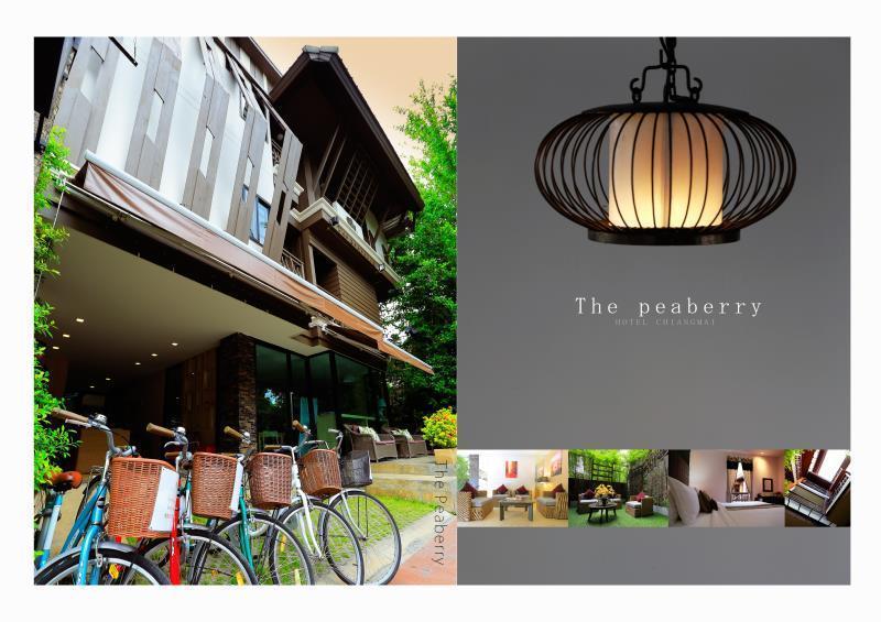 The Peaberry Chiangmai Hotel โรงแรมเดอะ พีเบอร์รี่ เชียงใหม่