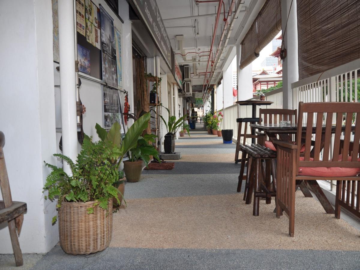 Fernloft City Hostel – Chinatown